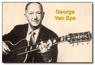 Primera Guitarra de 7 Cuerdas Epiphone de George Van Eps