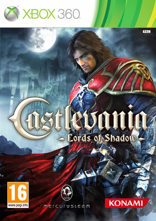 Castlevania Lords Of Shadow XBOX 360 ESPAÑOL (Region FREE) (XGD2) 1