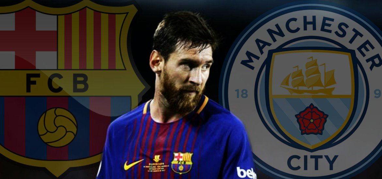 Il papà di Leo Messi si è incontrato con il Manchester City: possibile addio al Barcellona?