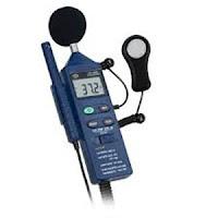 Jual Sound Level Meter Environmental  PCE-EM 882 Call 0812-8222-998