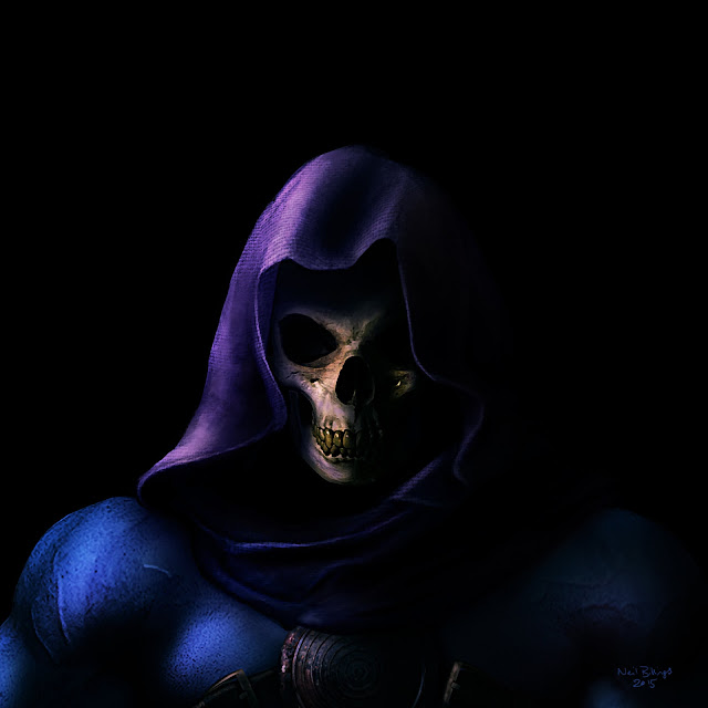 skeleton from masters of the universe movie