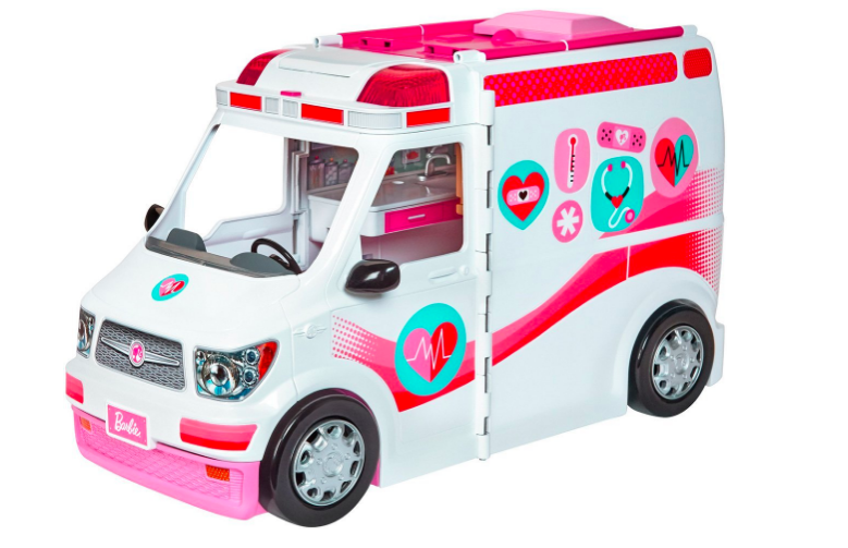 Amazon's Top 10 toys for Christmas 2018  - Barbie Careers Care Clinic Ambulanca
