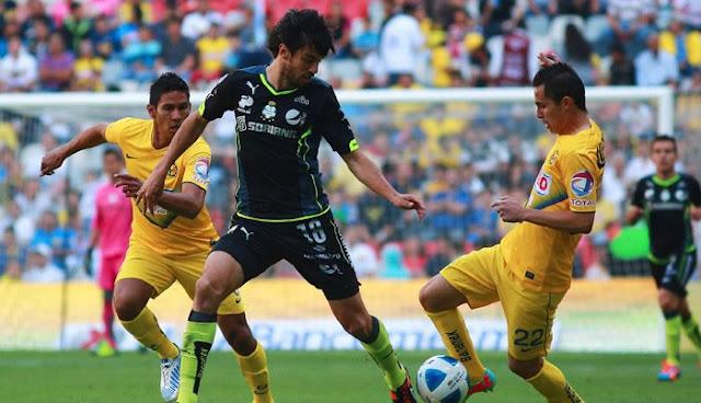 Santos vs America en vivo Concacaf