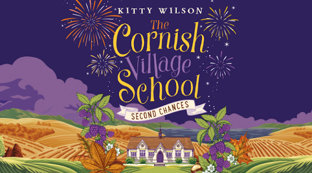 The Cornish Village School - Second Chances by Kitty Wilson
