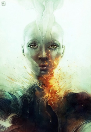 """Magma"" por Anna Dittmann 
