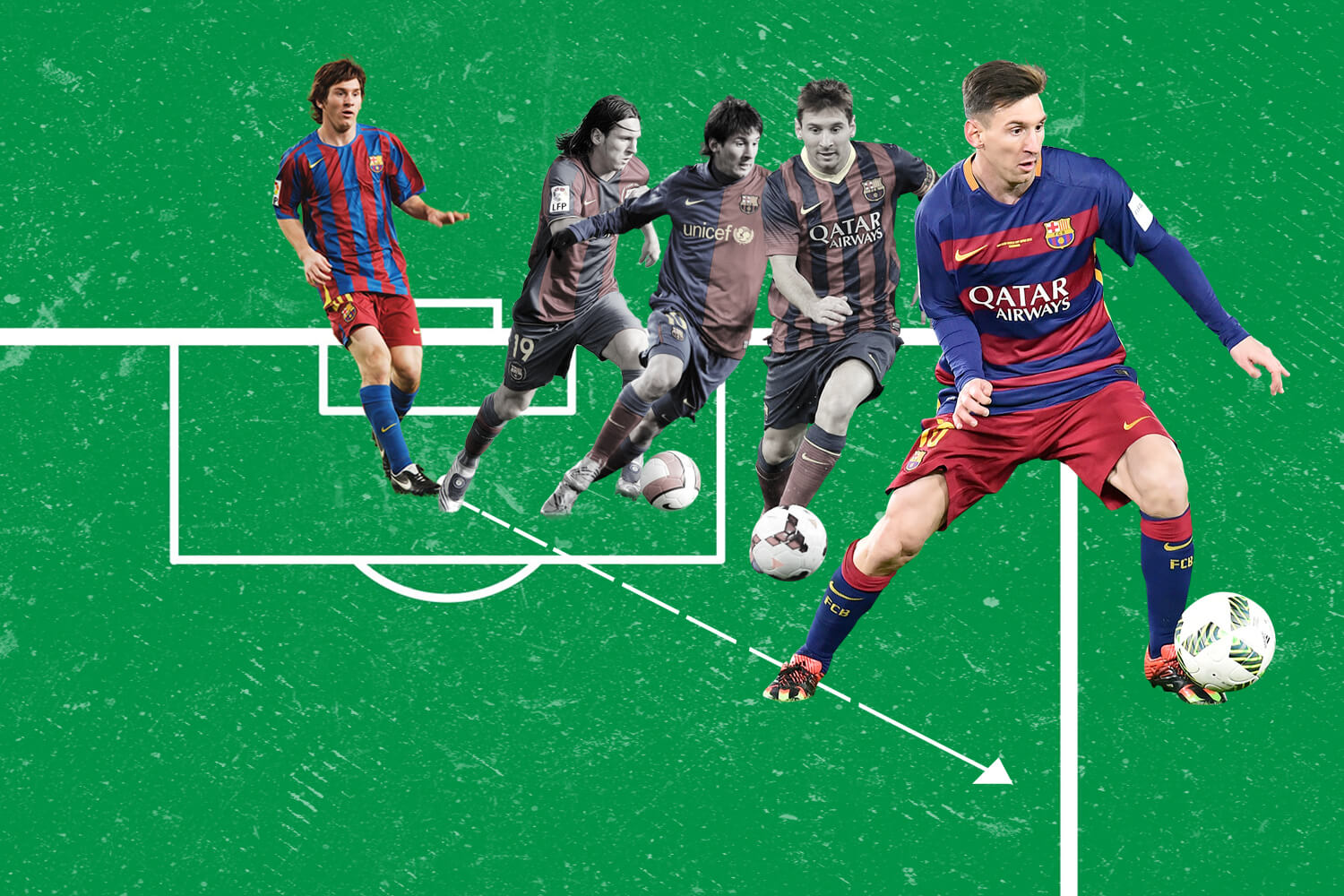 Real Madrid: ALL SPORTS CELEBRITIES: Lionel Messi Amaizing HD
