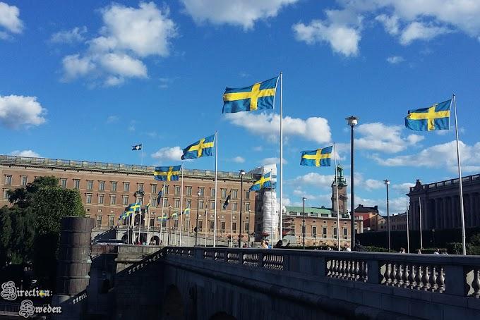Letnie migawki ze Sztokholmu