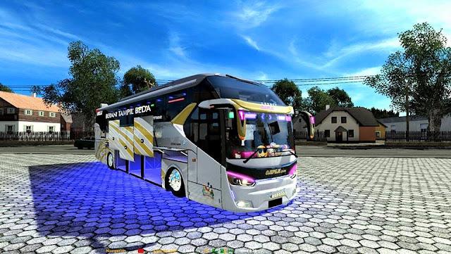 Download Mod bus SR2 XHD Prime Ojepeje Team ETS2