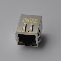 10/100 Base-T Tab Down RJ45 Jacks