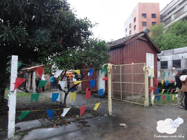 Arraial nos Trilhos, São Paulo/SP