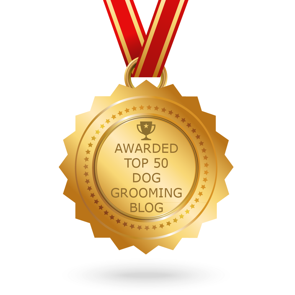 Top 50 dog grooming blogs websites on the web pet grooming blogs learn how to add badge on your blog tags dog grooming rss feeds solutioingenieria Image collections