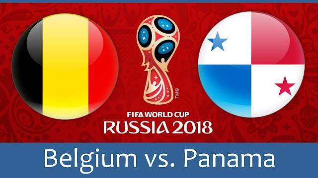 Belgium vs Panama Full Match Replay 18 June 2018