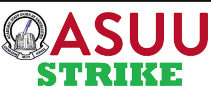 Nigerian lady loses her Masters Admission and Schorlaship because of  ASUU STRIKE