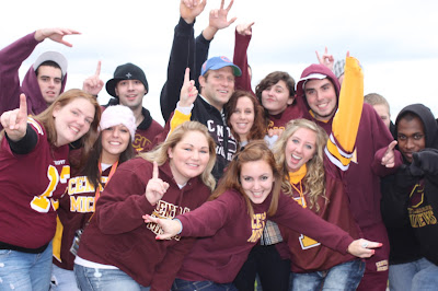 CMU Tailgating Tips and Activities