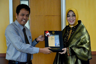 Raih WTP Berturut-Turut, Banda Aceh Dapat Penghargaan Kemenkeu