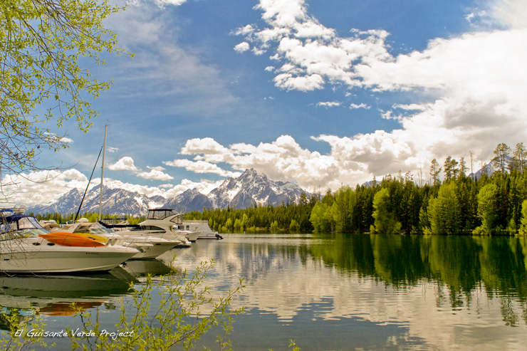 Colter Bay Village - Gran Teton National Park por El Guisante Verde Project
