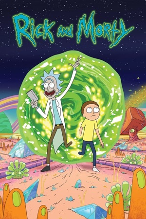 Rick and Morty 4ª Temporada (2019) Torrent Legendado e Dublado
