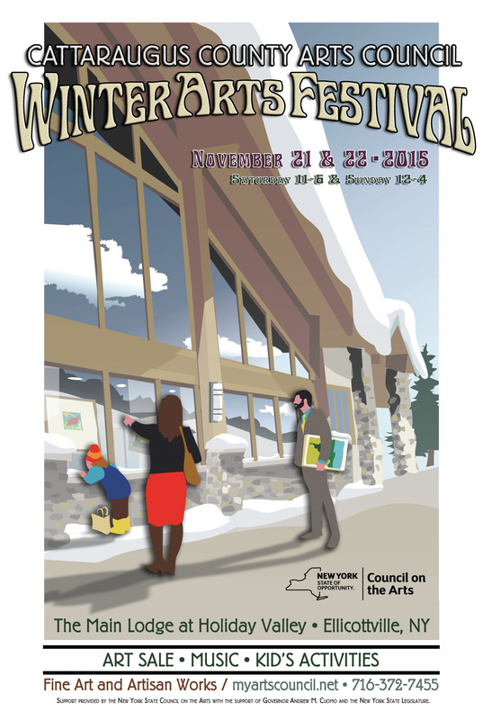 2016 Winter Arts Festival - November 21 and 22, 2016