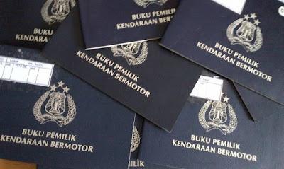Gadaii BPKB Motor di Bandung Tanpa Survey