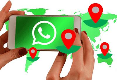 Cara Mengaktifkan dan Share Lokasi Terkini di Whatsapp