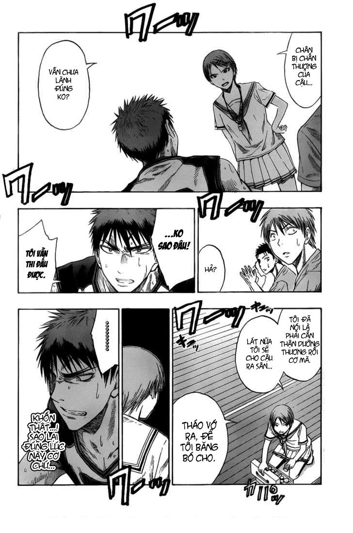 Kuroko No Basket chap 045 trang 13