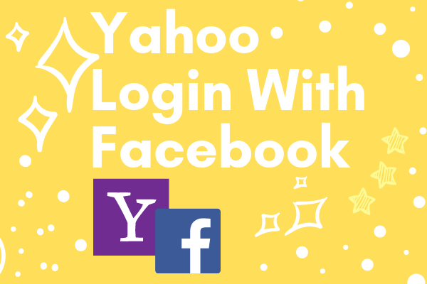 Yahoo Login With Facebook