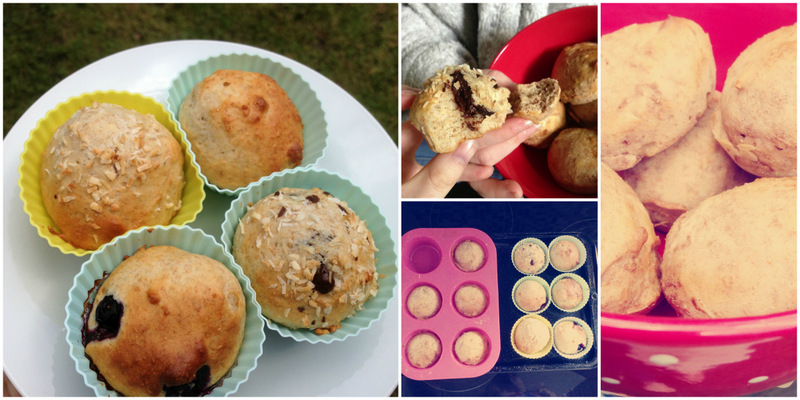 Recipe: Healthy Muffins!