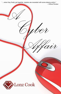A Cyber Affair - Contemporary Romance by Lonz Cook