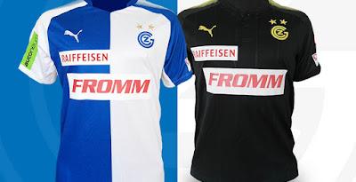b124fe97b Grasshopper Club Zurich 17-18 Kits Revealed