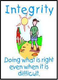 Ninguém pode chegar ao fim das encarnações terrenas enquanto não tiver alcançado o mais alto nível de integridade.