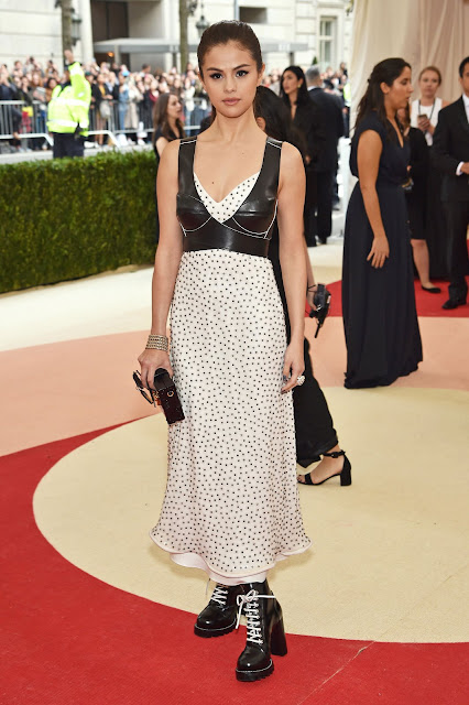 Los mejores vestidos del MET Gala según Vogue.