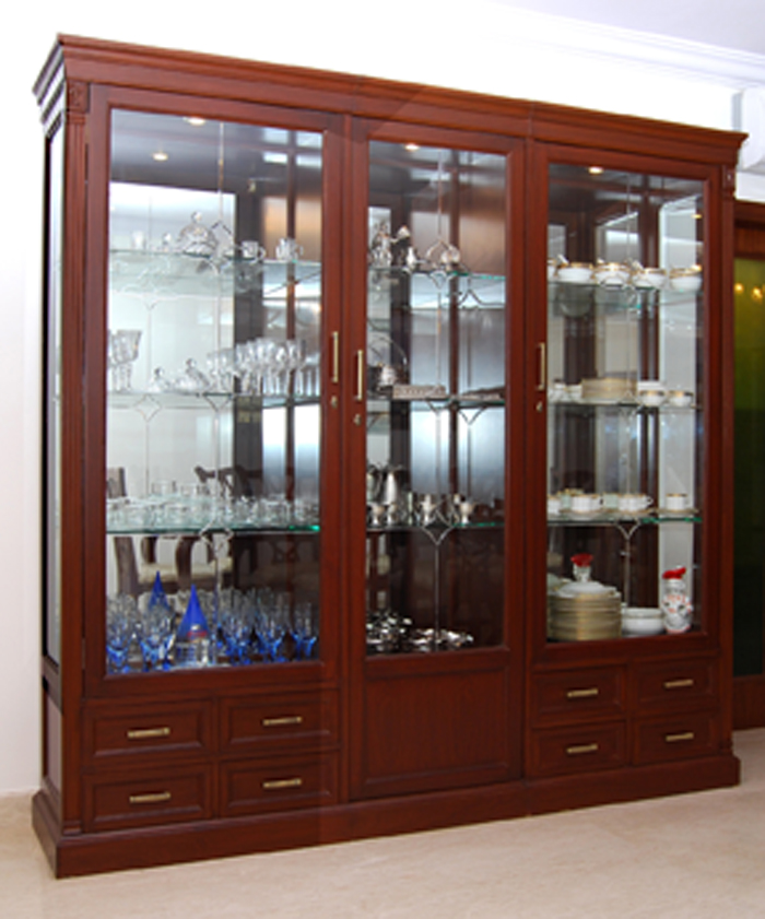 Dwell of decor contemporary wooden cupboard cabinets