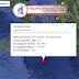 Σεισμός 4,5 Ρίχτερ στη θαλάσσια περιοχή μεταξύ Ελλάδας και Ιταλίας
