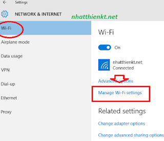 Fix 100% lỗi dấu chấm than Wifi trên Windows 8 Windows 10