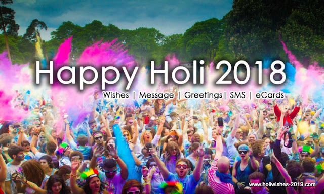 Happy Holi Wishes 2019: Best Holi Wishes, Images, SMS, Whatsapp Status