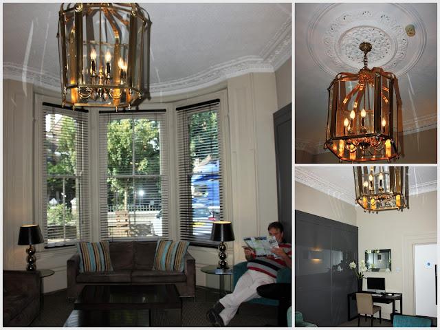the Lodge Hotel London