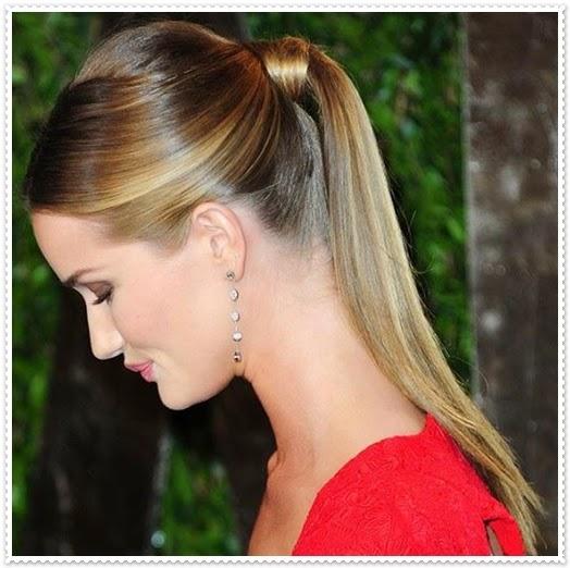 Strähnchen an blonde Haar 2014