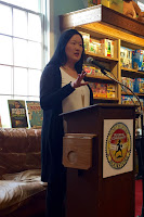 Author Jung Yun at Booktopia Northshire Bookstore