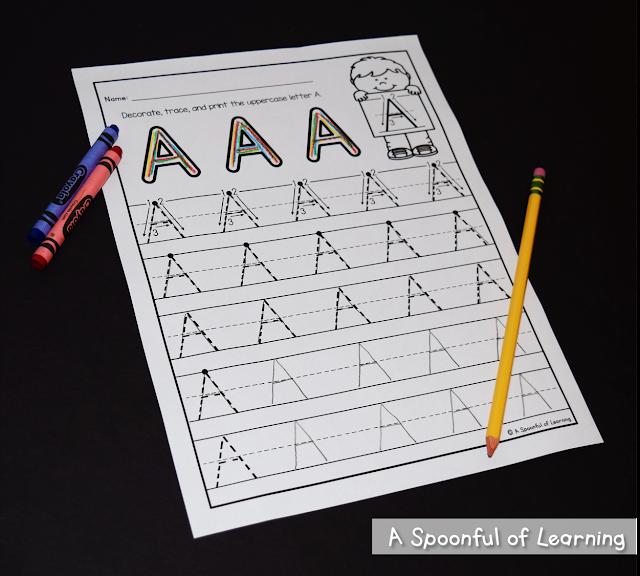 Alphabet Activities 1