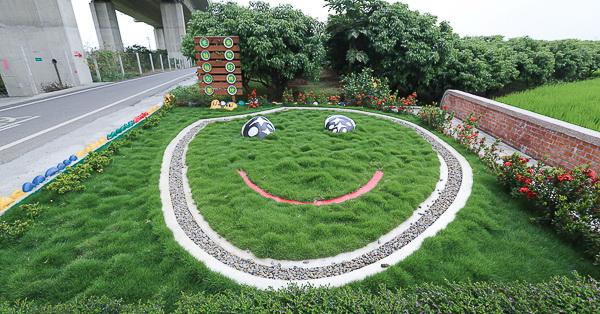 台中霧峰|米娃娃公園-全台灣最小的公園好可愛