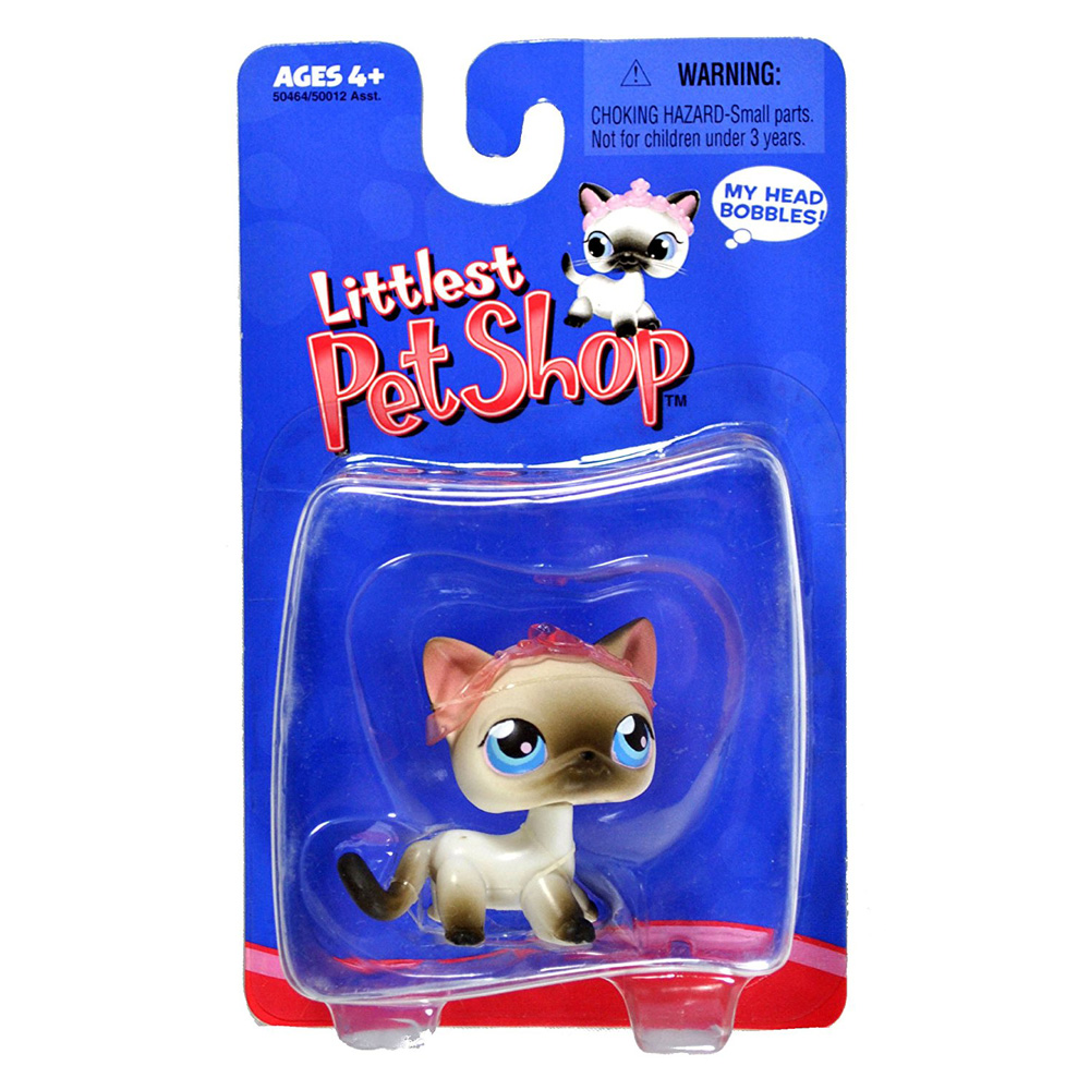 LITTLEST PET SHOP SERIES 1 # 121 FRILLY LEPAPILLON /& # 122 PITLEY BULLBURY