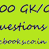 5000 GK General Knowledge Questions Answers in Hindi and English for ssc-cgl