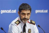 José luís trapero, mossos, catalunya, policía, cataluña, 1O