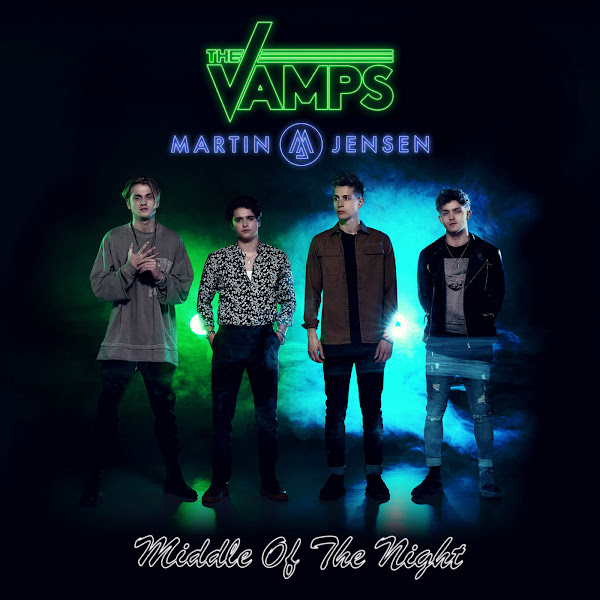 The Vamps - Middle of the Night (Kris Kross Amsterdam Remix) - Single Cover