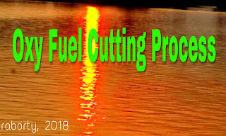 Oxy Fuel Cutting Process