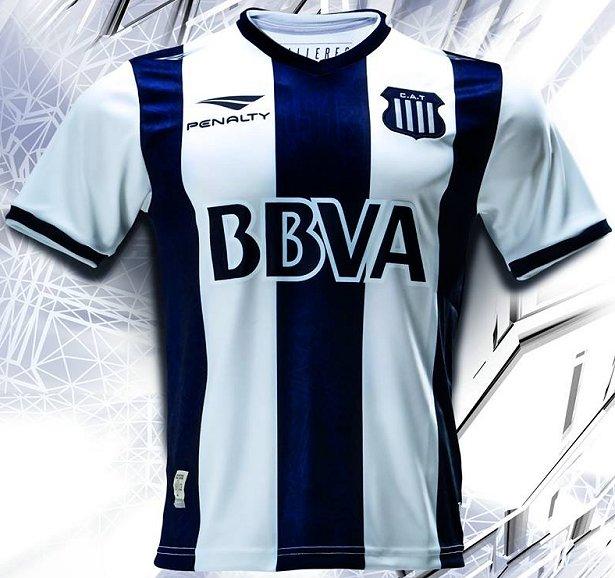 82439b5227 Penalty lança nova camisa titular do Talleres de Córdoba - Show de ...