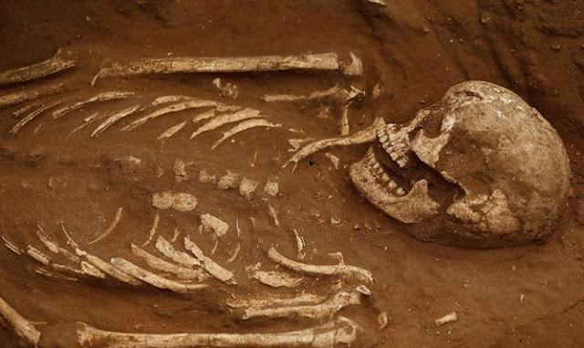 Hallazgo en Israel de cementerio filisteo
