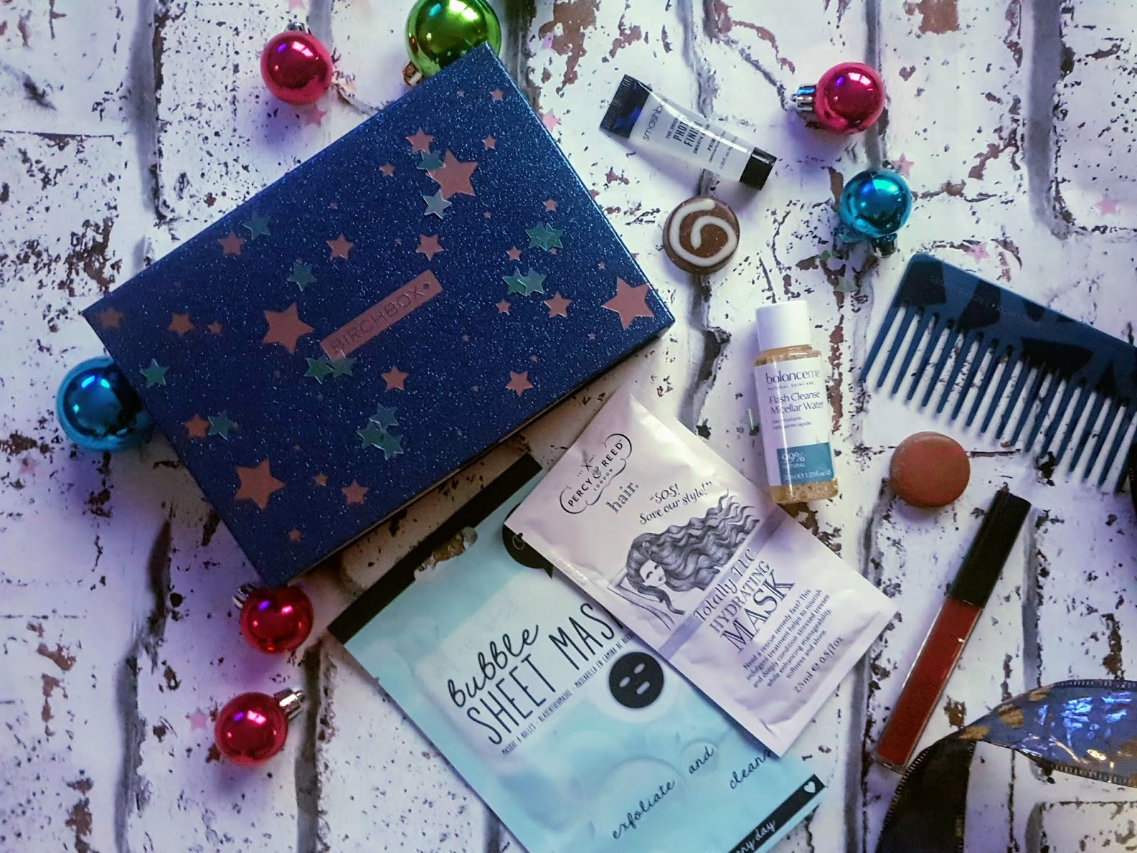 Birchbox December 2018 review