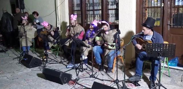 Γιάννενα: Στο Κάστρο Με Τους Ρεμπετόφιλους!