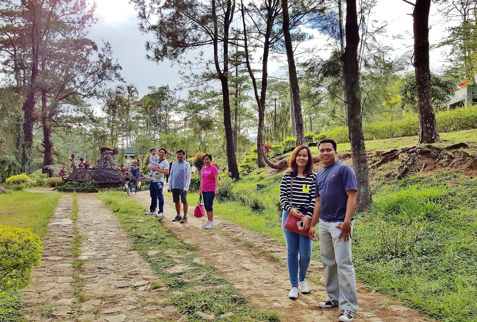 Botanical Garden Baguio